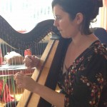 Joleen McLaughlin, Harp, Irish Harp, Ceol na Coille Summer School, Irish Traditional Music, Letterkenny, Co. Donegal Ireland, WAW, Wild Atlantic Way, Paul Harrigan