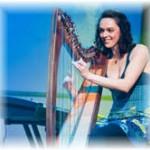 Catriona Mc Kay, Ceol na Coille, Sumer school, 2018. Harp, Irish Harp, Letterkenny, Co. Donegal. Ireland